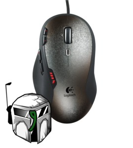 G500 Gaming Mouse