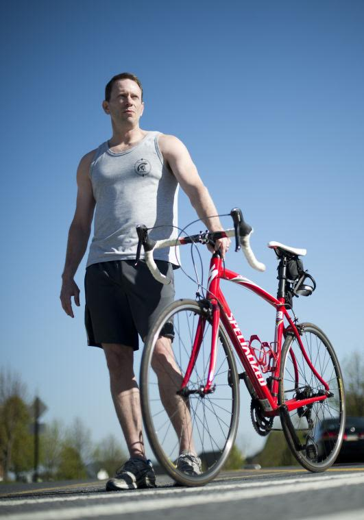 Vaughn Ripley Cyclist - Photo by Graham Cullen