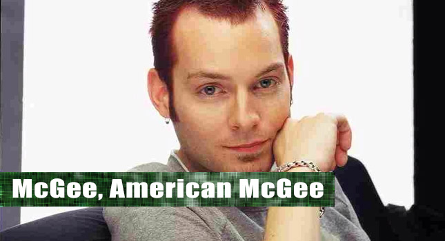 McGee, American McGee