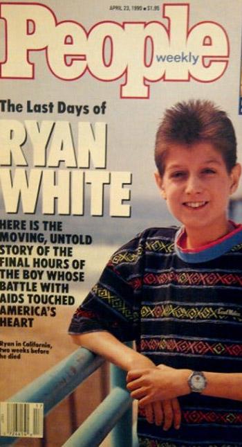People - Ryan White